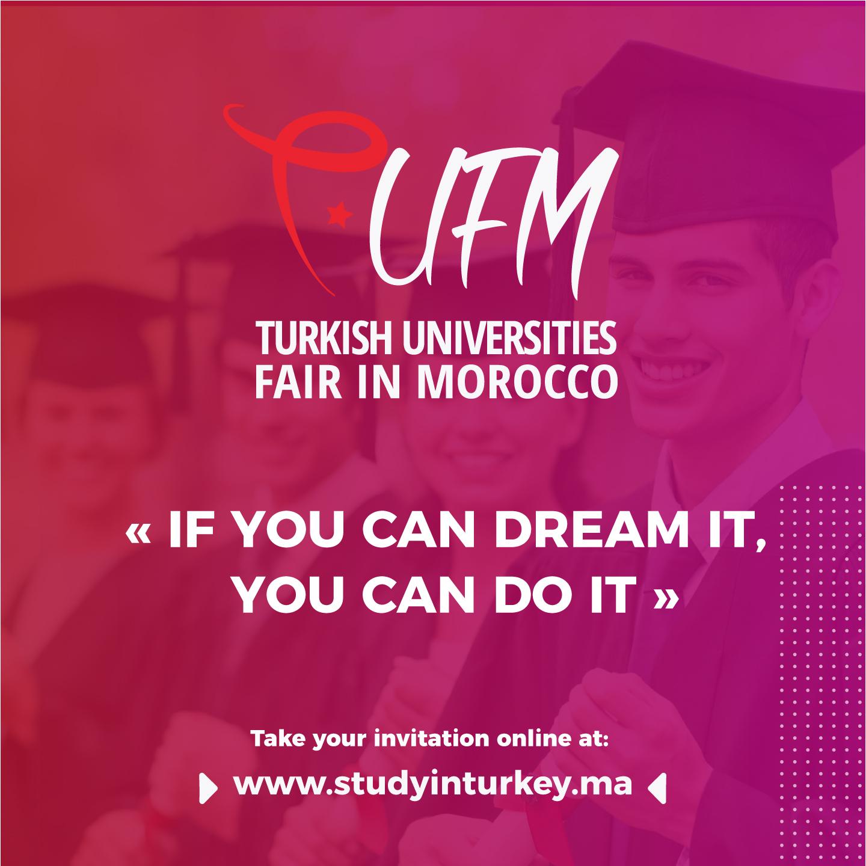 Continuer vos études en Turquie ?